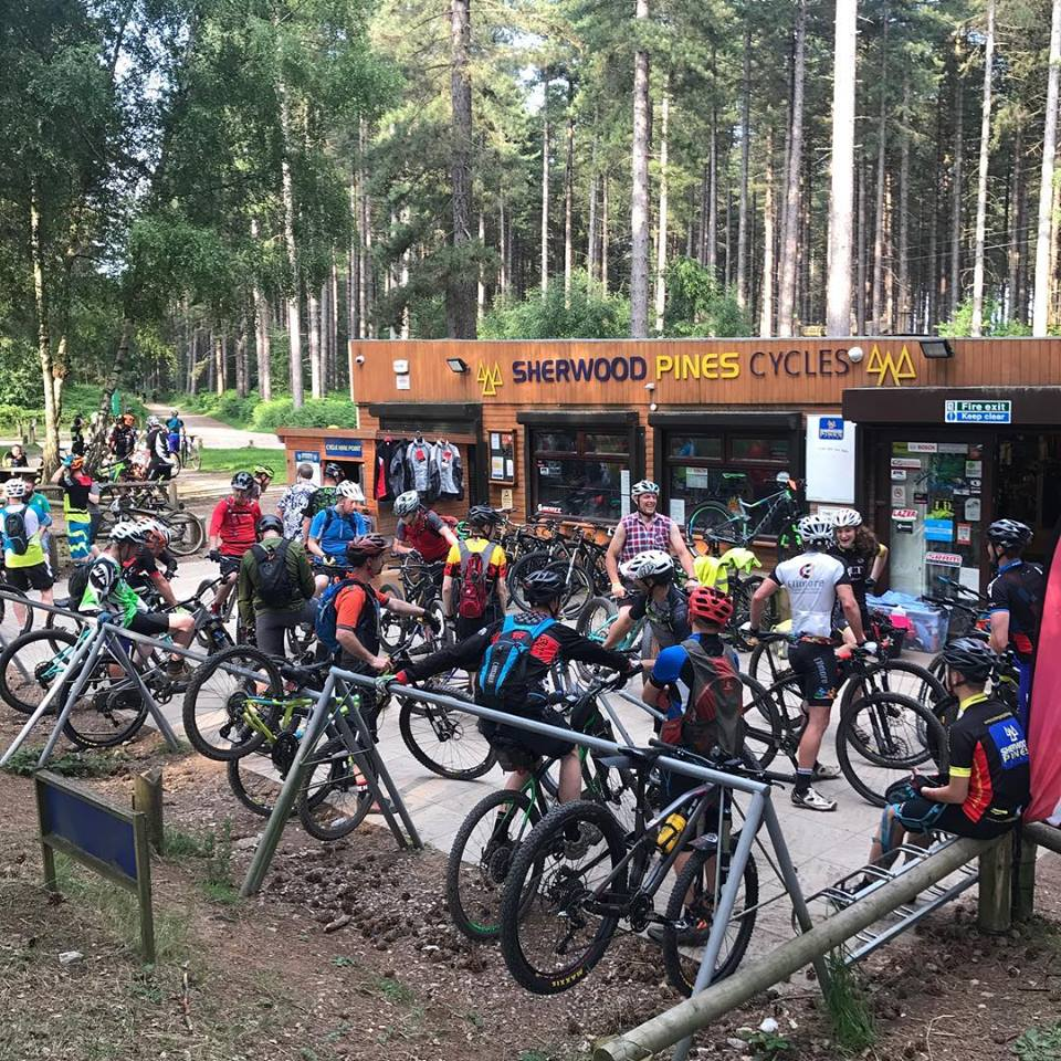 Bike Shop Nottingham >> Sherwood Pines Cycles The Shop In The Forest